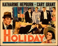 "Holiday (Columbia, 1938). Fine/Very Fine. Lobby Card (11"" X 14"")"