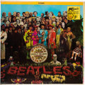 Music Memorabilia:Recordings, The Beatles Sgt. Pepper's Lonely Hearts Club Band Stereo Sealed Vinyl LP (Capitol, SMAS 2653)....