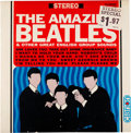 Music Memorabilia:Recordings, The Beatles The Amazing Beatles Stereo Sealed Vinyl LP (Clarion, 601)....