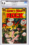 Bronze Age (1970-1979):War, Our Army at War #250 Murphy Anderson File Copy (DC, 1972) CGC NM+ 9.6 White pages....