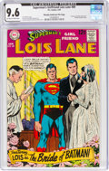 Silver Age (1956-1969):Superhero, Superman's Girlfriend Lois Lane #89 Murphy Anderson File Copy (DC, 1969) CGC NM+ 9.6 Off-white to white pages....