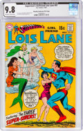 Silver Age (1956-1969):Superhero, Superman's Girlfriend Lois Lane #97 Murphy Anderson File Copy (DC, 1969) CGC NM/MT 9.8 Off-white to white pages....