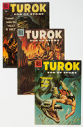 Silver Age (1956-1969):Adventure, Turok, Son of Stone Group of 21 (Dell, 1957-71) Condition: Average VG.... (Total: 21 )