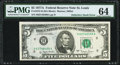 Fr. 1975-H $5 1977A Federal Reserve Note. PMG Choice Uncirculated 64