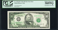 Fr. 2125-D* $50 1993 Federal Reserve Note. PCGS Choice About New 58PPQ