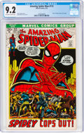 Bronze Age (1970-1979):Superhero, The Amazing Spider-Man #112 (Marvel, 1972) CGC NM- 9.2 Off-white to white pages....