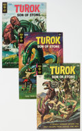 Silver Age (1956-1969):Adventure, Turok, Son of Stone Group of 28 (Gold Key, 1968-82) Condition: Average NM-.... (Total: 28 )