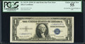 Error Notes:Miscellaneous Errors, Fr. 1617* $1 1935G With Motto Silver Certificate. PCGS Choice About New 55.. ...