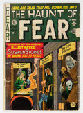 Golden Age (1938-1955):Horror, Haunt of Fear #17 (#3) (EC, 1950) Condition: FR/GD....