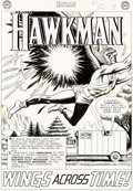 "Original Comic Art:Complete Story, Murphy Anderson Hawkman #2 Complete 12-Page Story ""Wings Across Time!"" Original Art (DC, 1964).... (Total: 12 Original Art)"