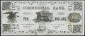 Obsoletes By State:New Hampshire, New Hampton, NH- New Hampton Institution / Commercial Bank $10 ND (ca. 1866-1870s) Very Fine.. ...