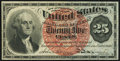Fractional Currency:Fourth Issue, Fr. 1307 25¢ Fourth Issue Choice New.. ...