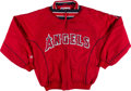 Explorers:Space Exploration, Buzz Aldrin Owned and Twice-Signed Anaheim Angels Team Jacket Originally from His Personal Collection. ...
