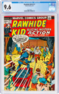 Bronze Age (1970-1979):Western, Rawhide Kid #111 (Marvel, 1973) CGC NM+ 9.6 White pages....