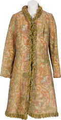 Music Memorabilia:Costumes, Keith Moon/The Who Owned and Worn Floral Print Coat. ... (Total: 0 Items)
