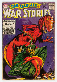 Star Spangled War Stories #90 (DC, 1960) Condition: GD/VG