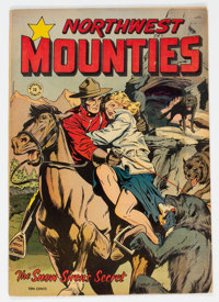 Approved Comics #12 (St. John, 1954) Condition: VG-