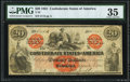 Confederate Notes:1861 Issues, T19 $20 1861 PF-1 Cr. 137 PMG Choice Very Fine 35.. ...