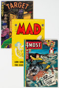 Golden Age (1938-1955):Miscellaneous, Golden Age Comics Group of 9 (Various Publishers, 1940s).... (Total: 9 Comic Books)