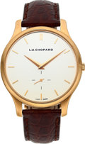 Timepieces:Wristwatch, Chopard, Fine L.U.C XPS Micro-Rotor Chronometer, 18k Rose Gold, Ref. 161920-5002, Circa 2009. ...