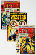 Bronze Age (1970-1979):Western, Mighty Marvel Western Group of 13 (Marvel, 1969-73) Condition: Average VF/NM.... (Total: 13 )