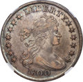 Early Dollars, 1800 $1 AMERICAI, B-19, BB-192, R.2 -- Obverse Scratched -- NGC Details. XF....