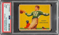 Football Cards:Singles (Pre-1950), 1935 National Chicle Ralph Kercheval #19 PSA Mint 9 - Pop Five, None Higher....