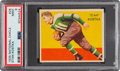 Football Cards:Singles (Pre-1950), 1935 National Chicle Stan Kostka #28 PSA Mint 9 - Pop Two, None Higher....