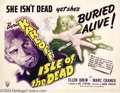 Movie Posters:Horror, Isle of the Dead (RKO, 1945)....