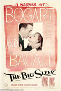 Movie Posters:Film Noir, The Big Sleep (Warner Brothers - First National, 1946)....