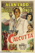Movie Posters:Crime, Calcutta (Paramount, 1946)....