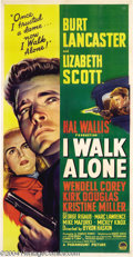 Movie Posters:Film Noir, I Walk Alone (Paramount, 1948)....