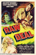 Movie Posters:Film Noir, Raw Deal (Eagle Lion Films, 1948)....