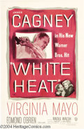 Movie Posters:Crime, White Heat (Warner Brothers, 1949)....
