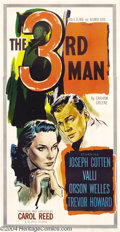 Movie Posters:Film Noir, The Third Man (British Lion Film, 1949)....