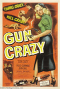 Movie Posters:Film Noir, Gun Crazy (United Artists, 1949)....