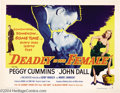 Movie Posters:Film Noir, Deadly is the Female (United Artists, 1949)....