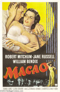 Movie Posters:Film Noir, Macao (RKO, 1952).... (9 pieces)