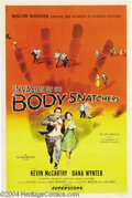 Movie Posters:Science Fiction, Invasion of the Body Snatchers (Allied Artists, 1956)....