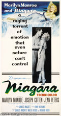 Movie Posters:Drama, Niagara (20th Century Fox, 1953)....