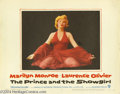 Movie Posters:Drama, The Prince and the Showgirl (Warner Brothers, 1957).... (3 items)