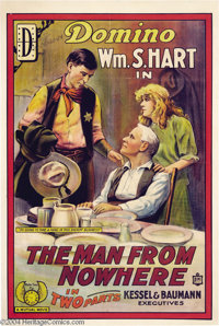 The Man From Nowhere (Mutual, 1915)