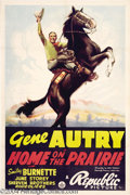 Movie Posters:Western, Home on the Prairie (Republic, 1939)....