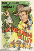 Movie Posters:Western, San Fernando Valley (Republic, 1944)....