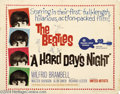 Movie Posters:Rock and Roll, A Hard Day's Night (United Artists, 1964)....
