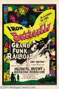 Movie Posters:Musical, Musical Mutiny and Weekend Rebellion (Cinetron, 1970)....