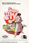 Movie Posters:Action, Super Fly (Warner Brothers, 1972)....