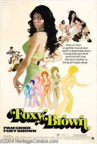 Foxy Brown (AIP, 1974)