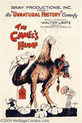 Movie Posters:Animated, Camel's Hump, The (Bray Studios, 1925)....