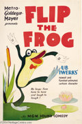 Movie Posters:Animated, Flip the Frog (MGM, 1930)....